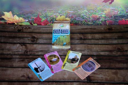 Holy Land Card Game